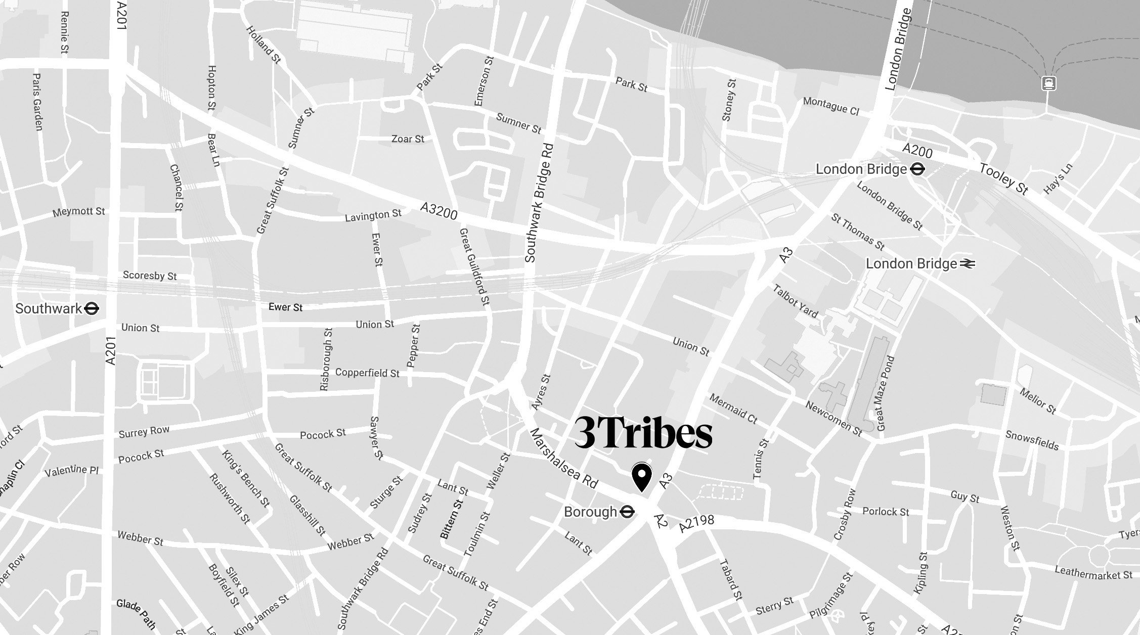 3Tribes Borough studio